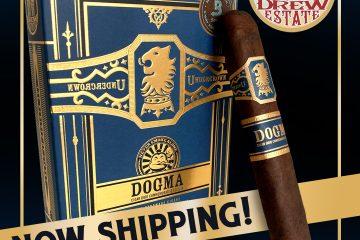 Drew Estate Undercrown Dojo Dogma Maduro 2020 cigars now shipping