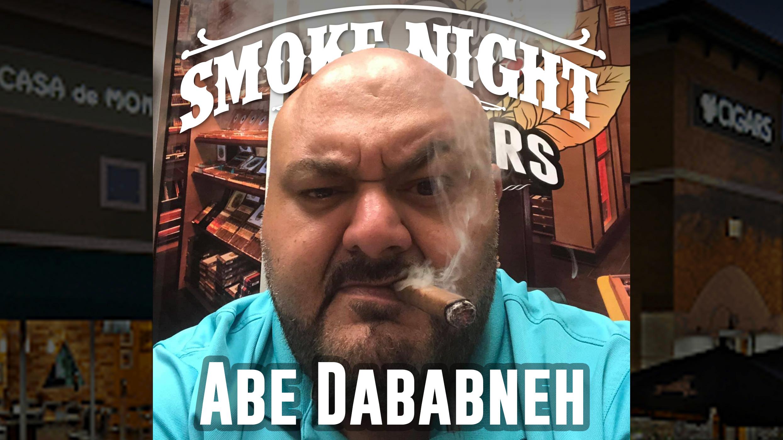 Abe Dababneh Smoke Inn Cigars