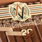 AVO Improvisation Series LE20 cigar box lid