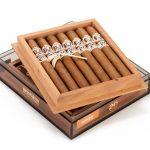 AVO Improvisation Series LE20 cigars box open