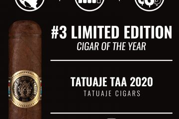 Tatuaje TAA 2020 No. 3 Limited Edition Cigar of the Year 2020