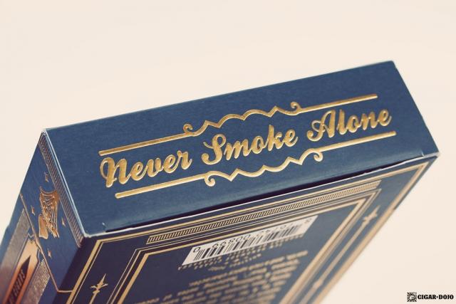 Drew Estate Undercrown Dojo Dogma Maduro 2020 cigar box Never Smoke Alone