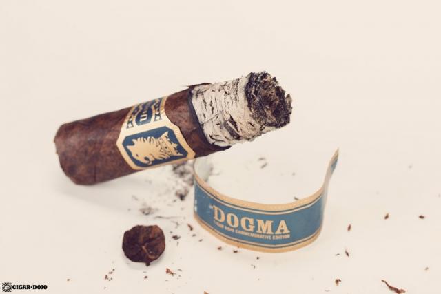 Drew Estate Undercrown Dojo Dogma Maduro 2020 cigar nub finished