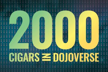 Over 2,000 cigars in Cigar Dojo Dojoverse app