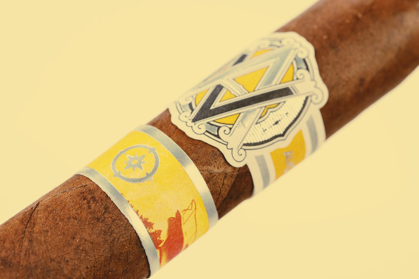 AVO Regional North Edition cigar review