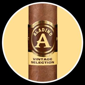 Aladino Habano Vintage Selection Value-Priced COTY 2020 circle