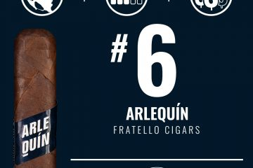 Fratello Arlequín No. 6 Cigar of the Year 2020