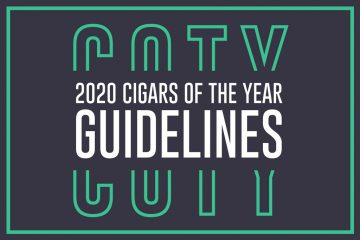 Cigar of the Year Guidelines and Schedule 2020