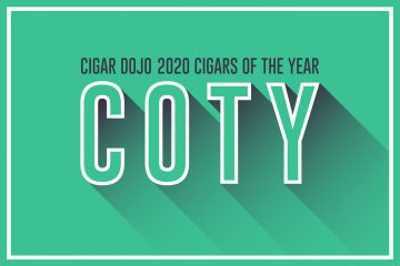 Cigar Dojo Cigars of the Year 2020