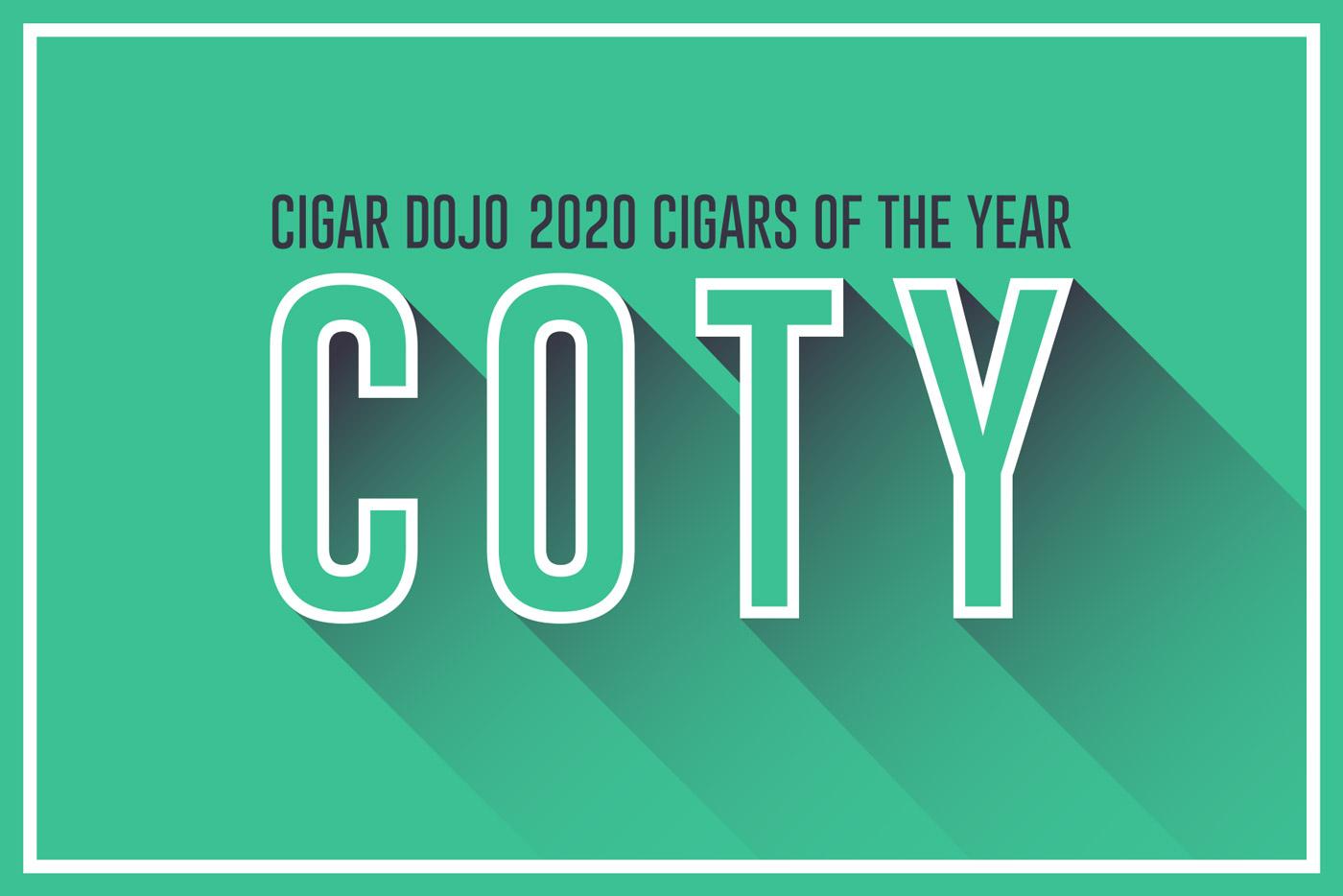 Cigar Dojo Cigars of the Year 2020