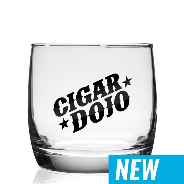 Cigar Dojo Rocks Glass 2021 NEW