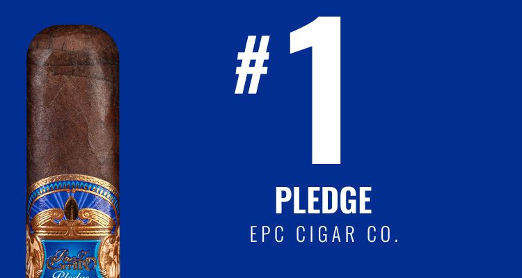 EPC Pledge No. 1 Cigar of the Year 2020