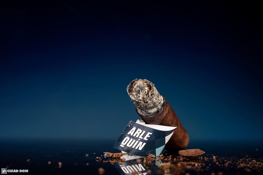 Fratello Arlequín Toro cigar nub finished