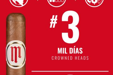 Crowned Heads Mil Días No. 3 Cigar of the Year 2020