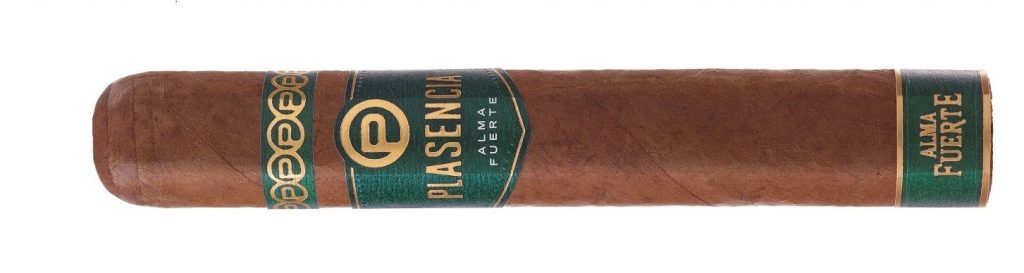 Plasencia Alma Fuerte Sixto I Hexagon Colorado Claro cigar