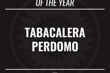 Tabacalera Perdomo Factory of the Year 2020