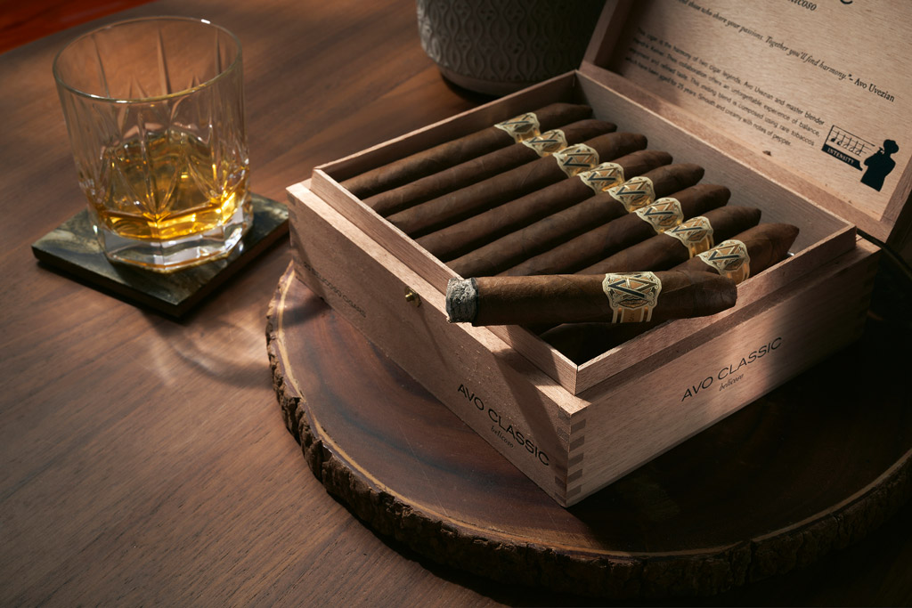 AVO Classic Belicoso 2021 cigars glamour