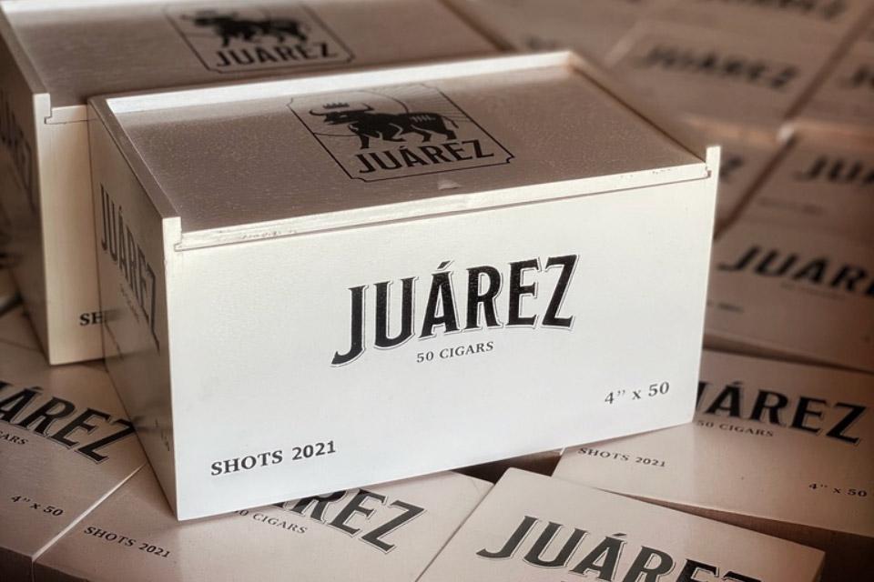 Crowned Heads Juárez Shots 2021