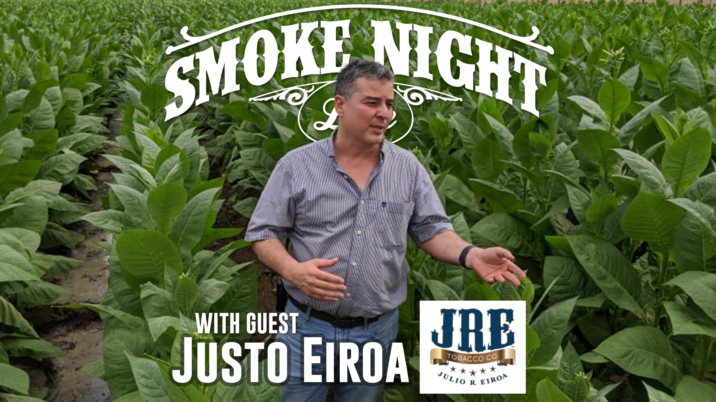 Justo Eiroa interview