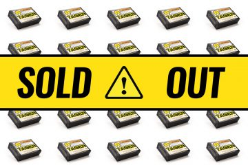 Protocol Taser cigars sold out