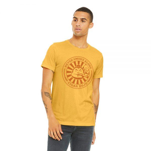 Cigar Dojo Gold *Insignia* Shirt front