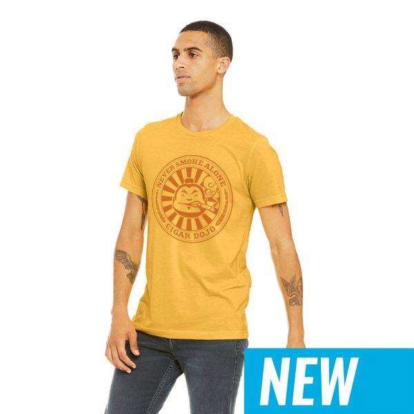 Cigar Dojo Gold *Insignia* Shirt NEW