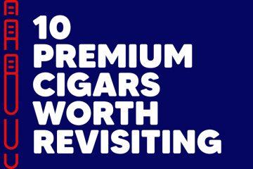 10 Premium Cigars