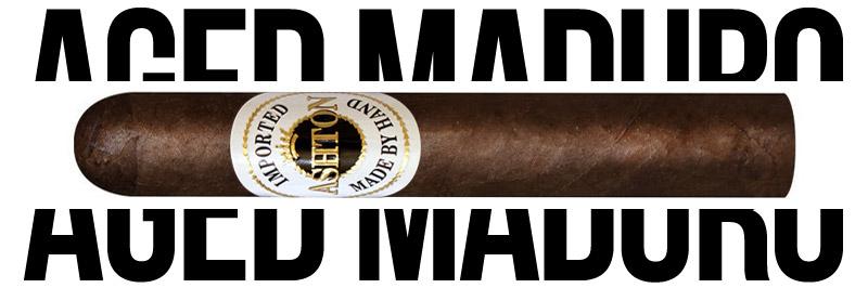 Ashton Aged Maduro cigar