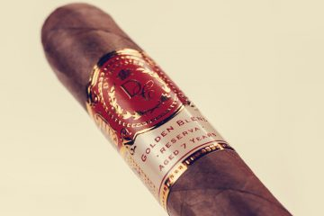 D'Crossier Golden Blend Reserva Magnum cigar review