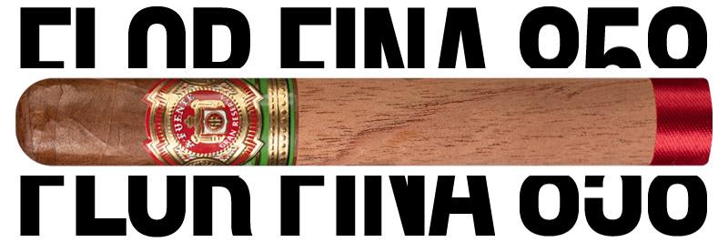 Arturo Fuente Flor Fina 858 Sun Grown Rosado cigar