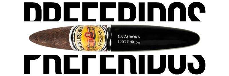 La Aurora Preferidos 1903 Edition Diamond cigar