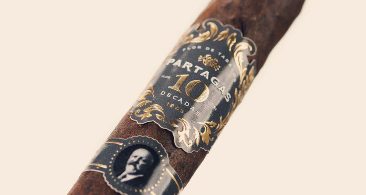 Partagas Limited Reserve Decadas 2020 cigar review