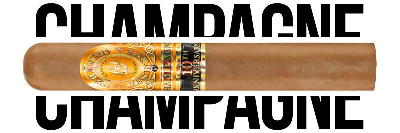 Perdomo Reserve 10th Anniversary Champagne cigar