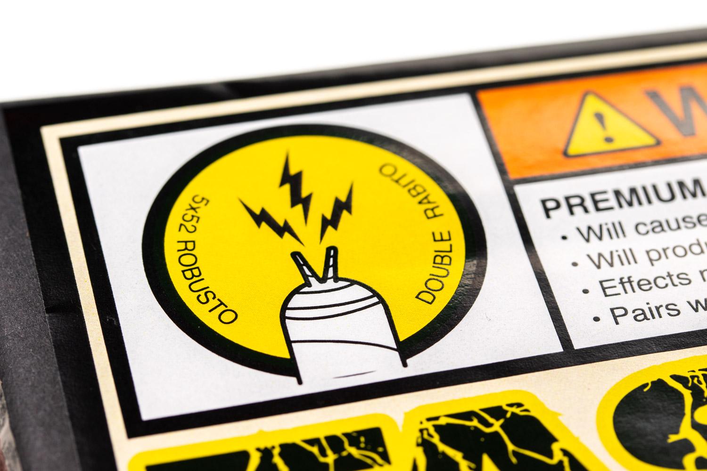 Protocol Taser packaging artwork
