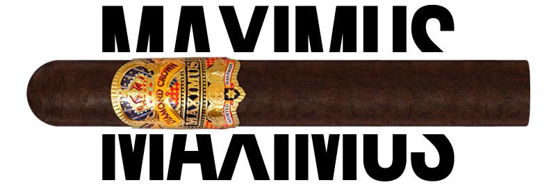 J.C. Newman Diamond Crown Maximus cigar