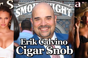 Erik Calvino Cigar Snob magazine interview
