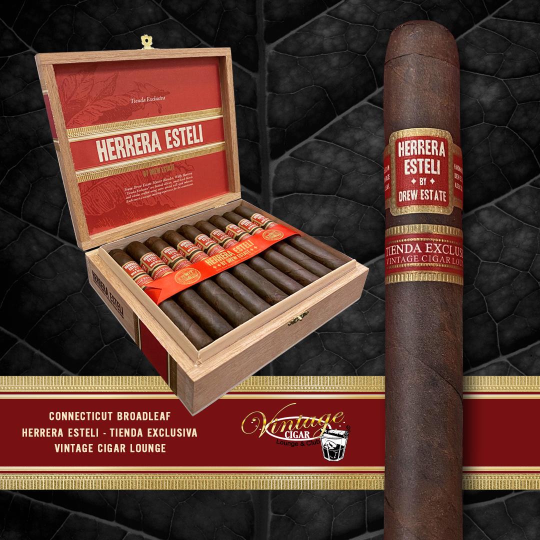 Herrera Estelí Tienda Exclusiva Vintage Cigar Lounge cigar release