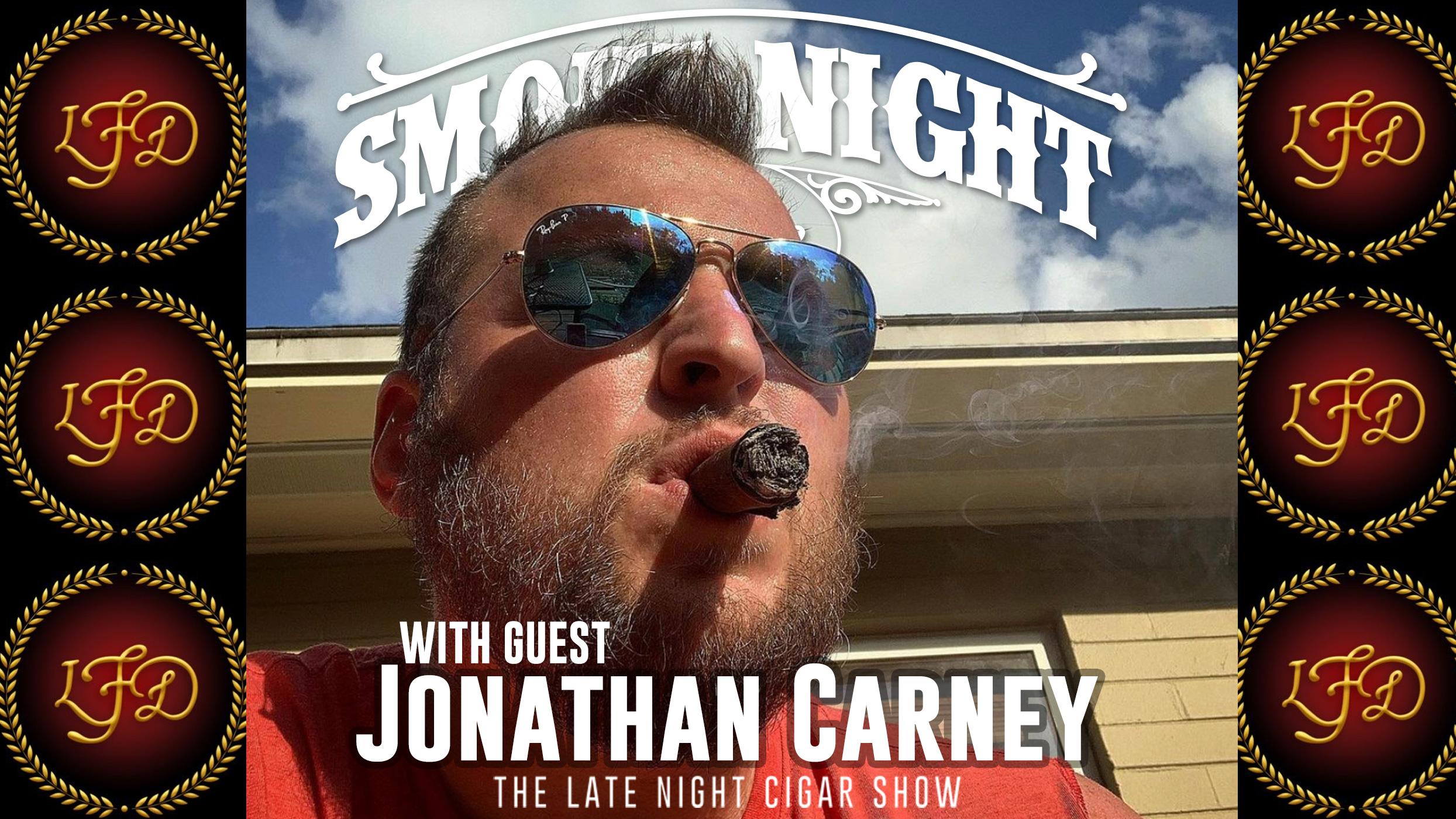 Jonathan Carney LFD