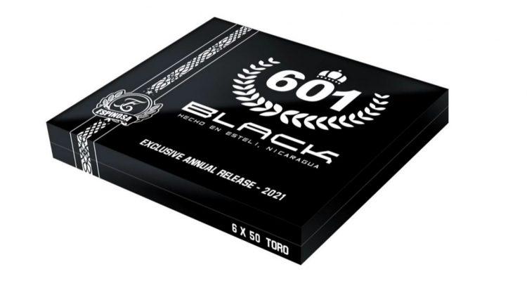 Espinosa Cigars 601 Black