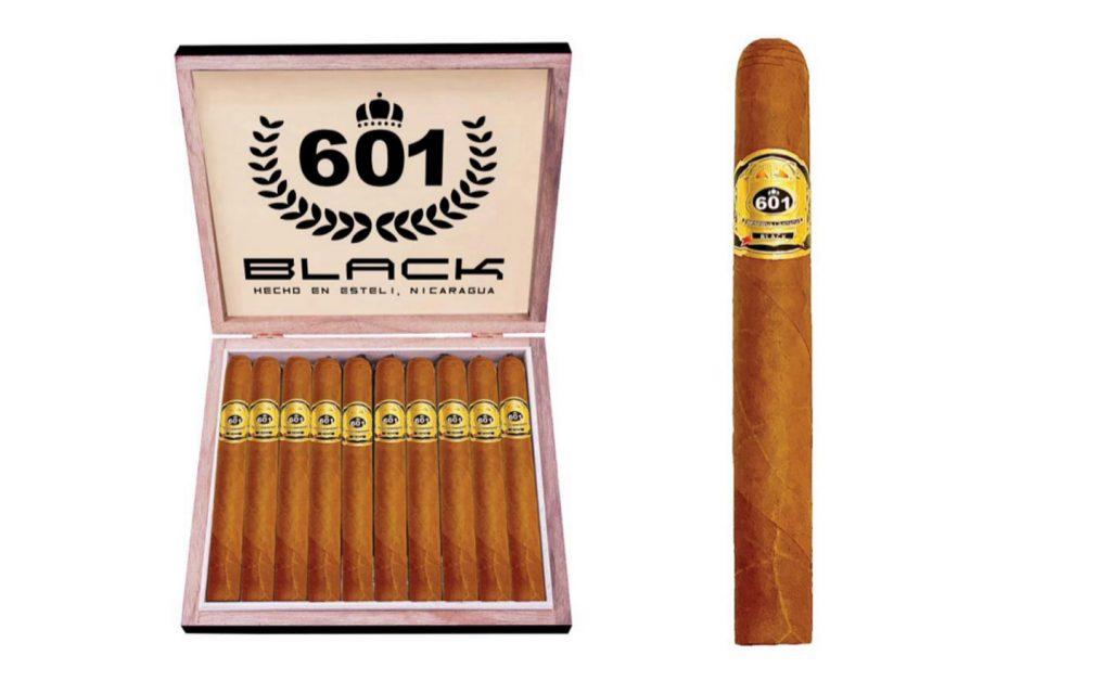 601 Black cigar