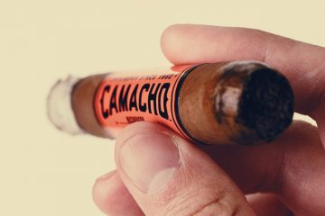 Camacho Nicaragua Robusto cigar review
