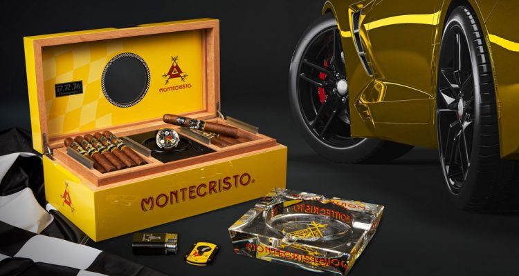 Montecristo B.R.M Humidor official graphic
