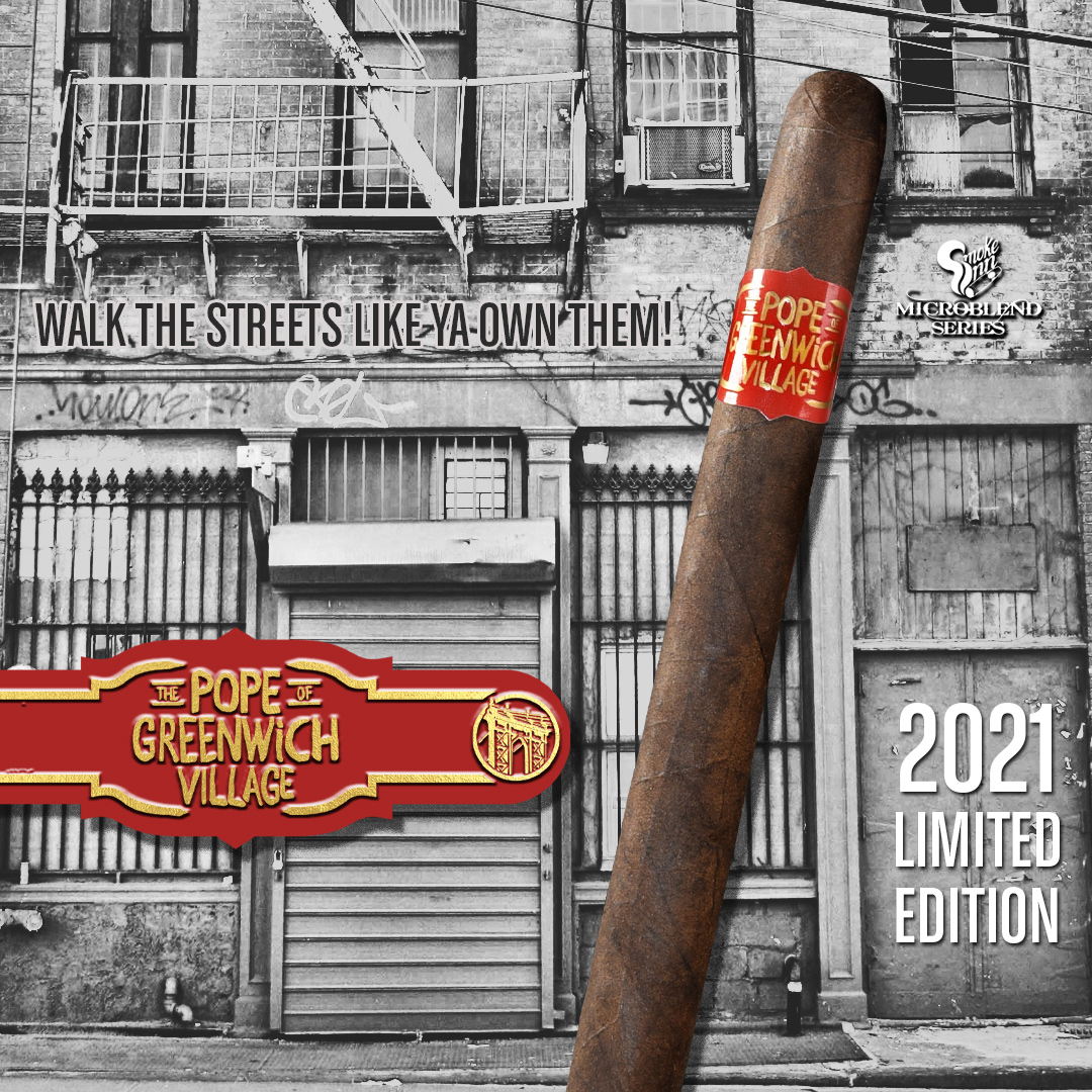 Drew Estate The Pope of Greenwich Village 2021