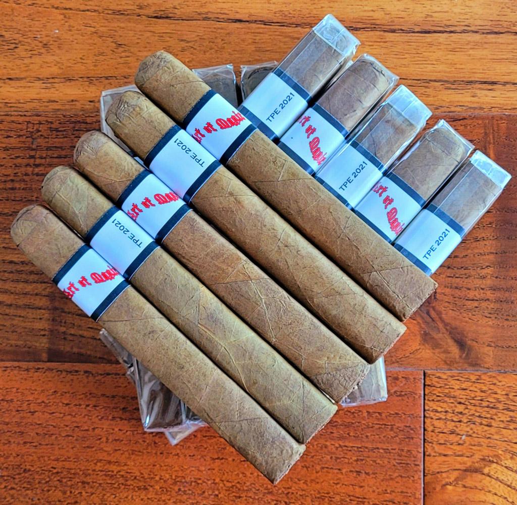 Rock-A-Feller Art of Magic Cameroon cigars