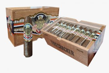 United Firecracker cigar display official