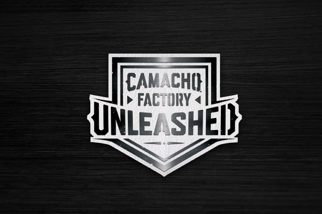 Camacho Factory Unleashed official graphic
