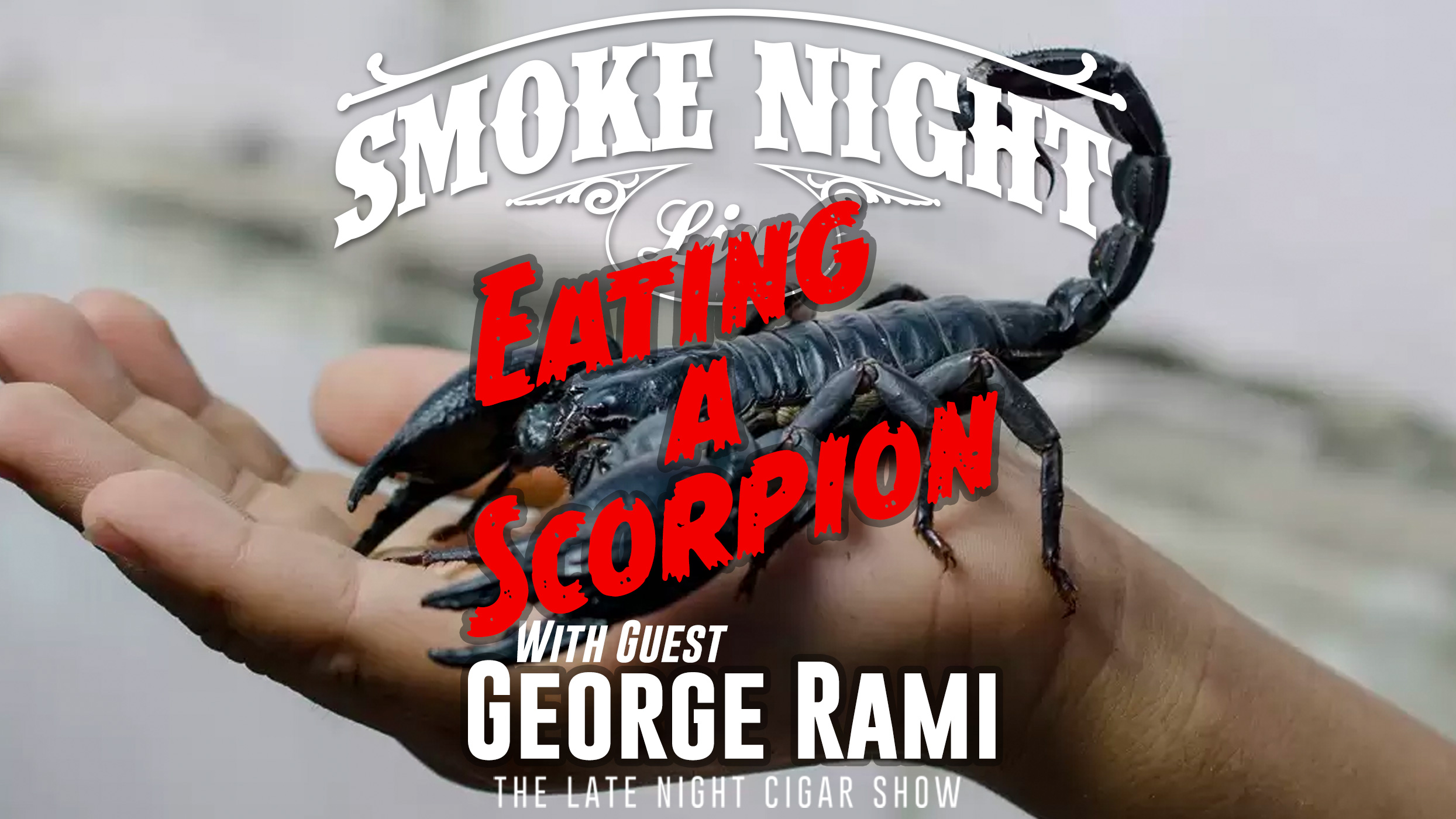 George Rami interview