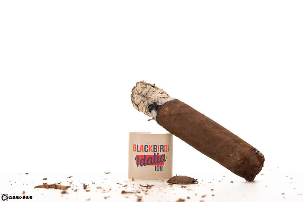 Blackbird Idalia 108 cigar nub finished