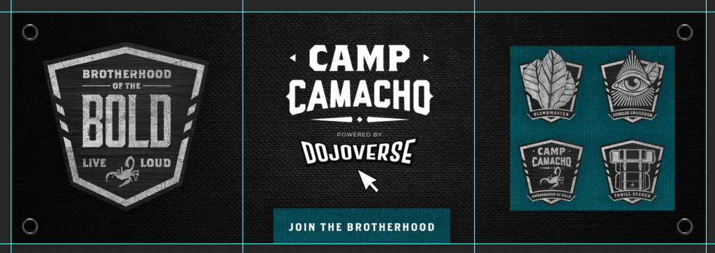 Camp Camacho virtual experience overview