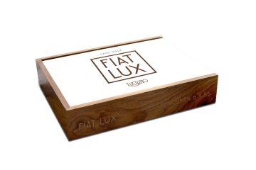 ACE Prime Luciano Fiat Lux cigar box closed